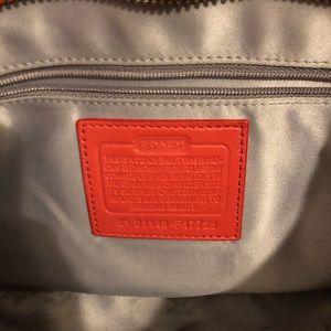 Coach Coral Bag